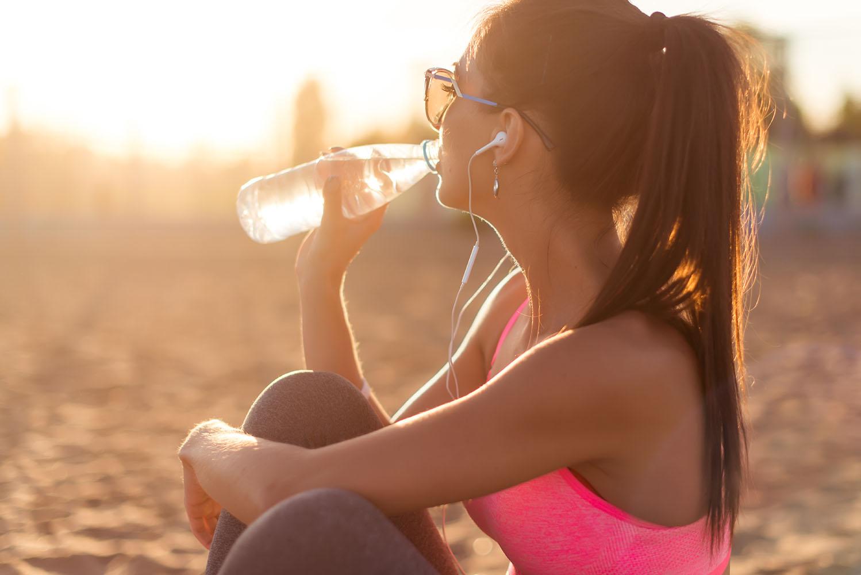 Beneficios del agua en tu organismo