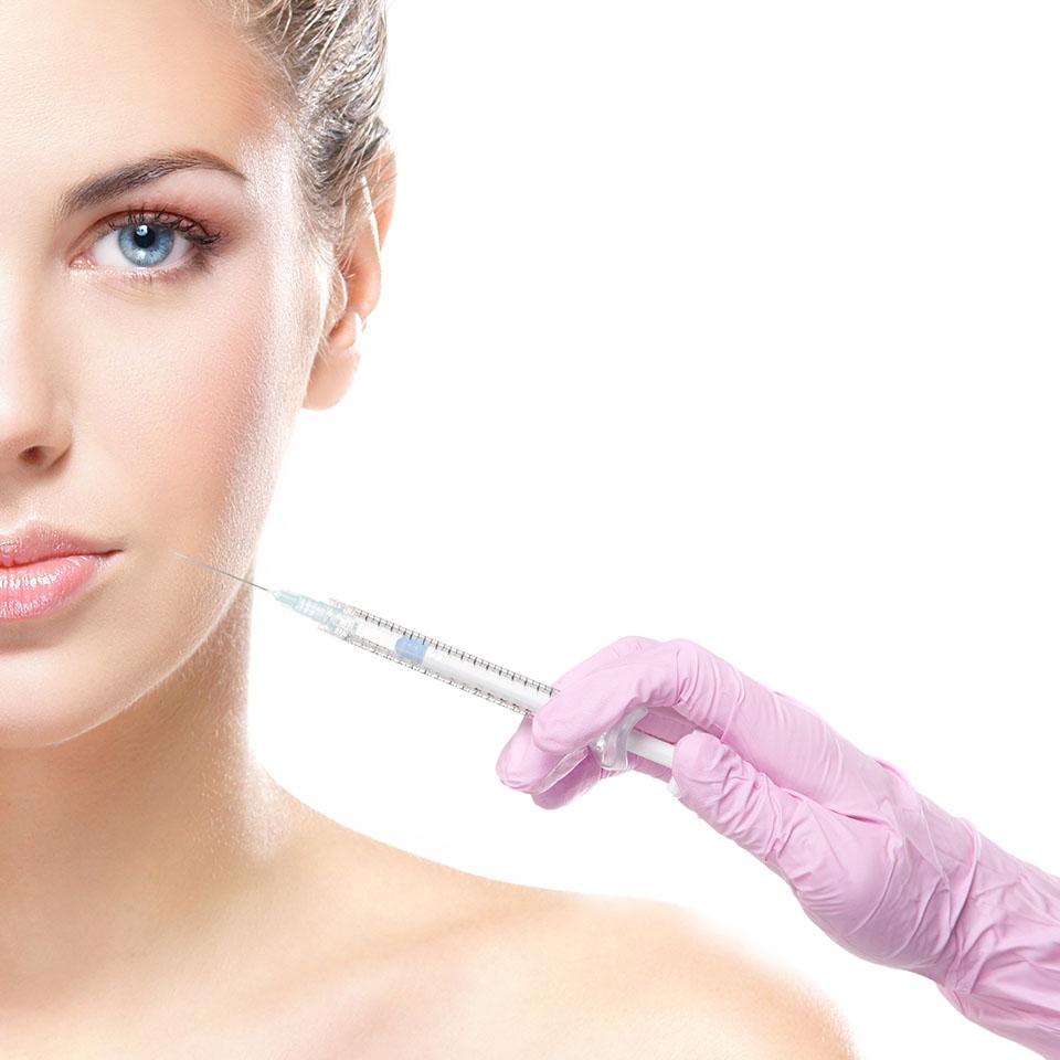 Medicina estética facial en Granada - Tratamiento Botox | Clínica Cocoon